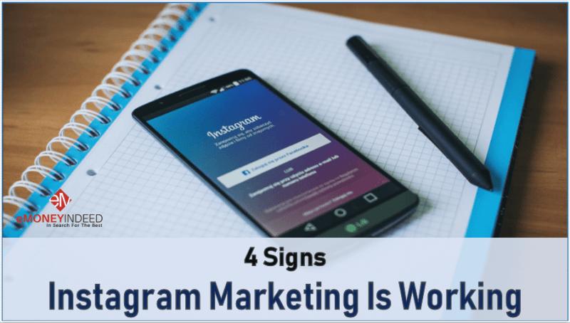 Signs Instagram Marketing is Working