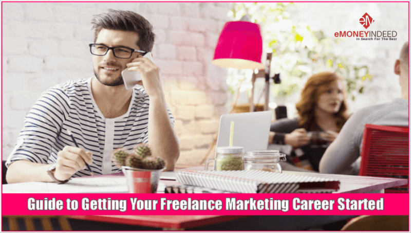 Freelance Marketing Career
