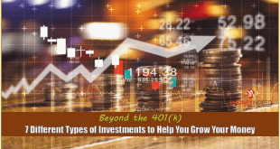 Different Types of Investments to Help You Grow Your Money