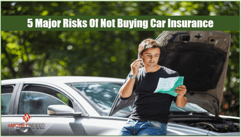 Risks Of Not Buying Car Insurance