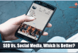 SEO Vs. Social Media