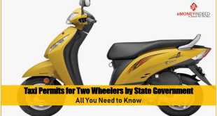 Taxi Permits for Two Wheelers