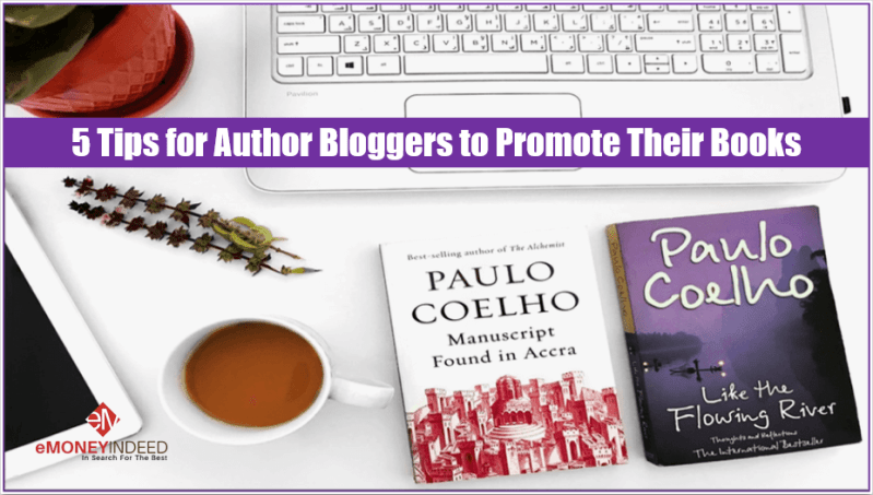 Tips for Author Bloggers to Promote Their Books
