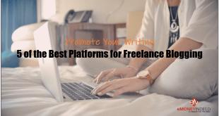 Best Platforms for Freelance Blogging
