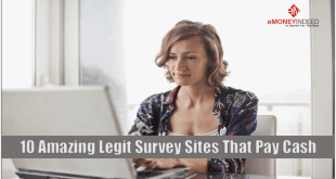 Legit Survey Sites That Pay Cash