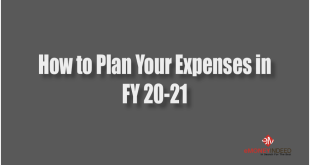 How to Plan Your Expenses