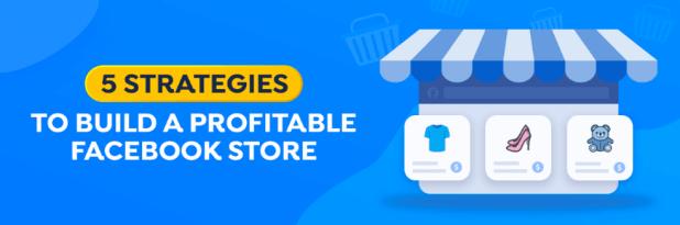 Building a Profitable Facebook store