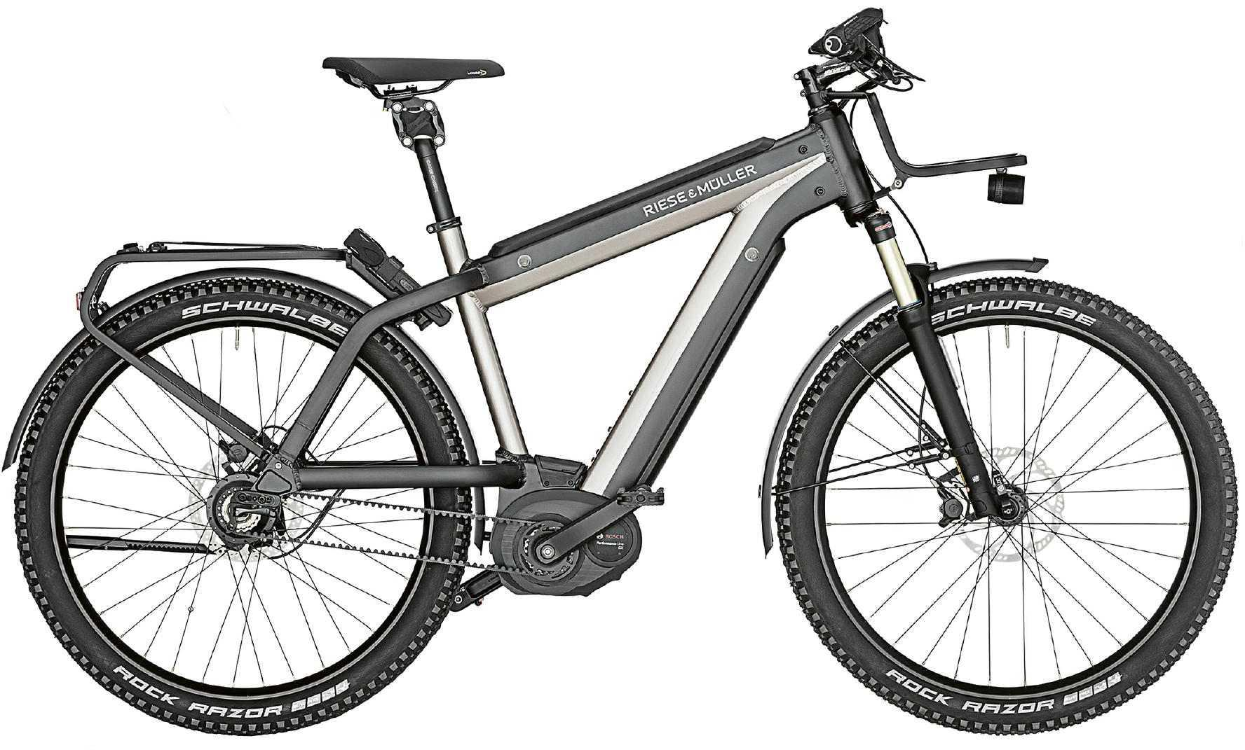 Riese Amp Muller Supercharger Gx Rohloff