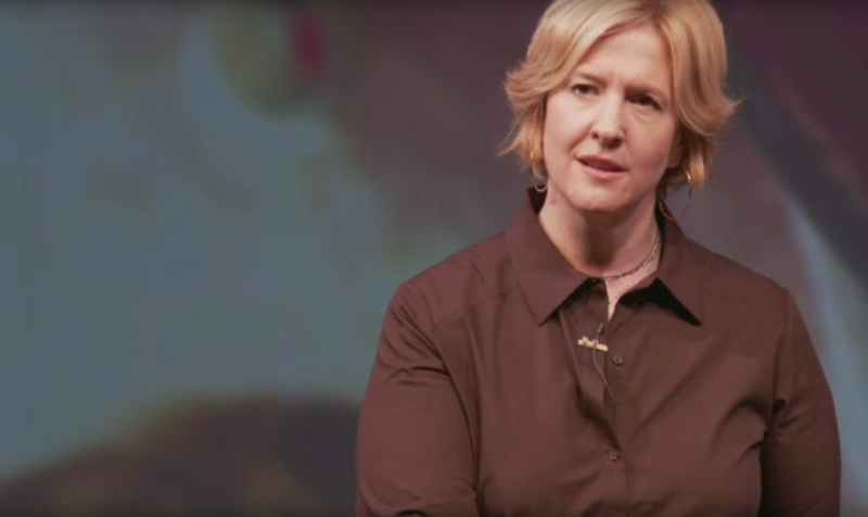 Brene Brown speaks on The power of vulnerability.