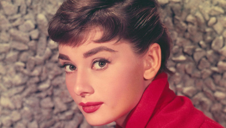Make-up Audrey Hepburn