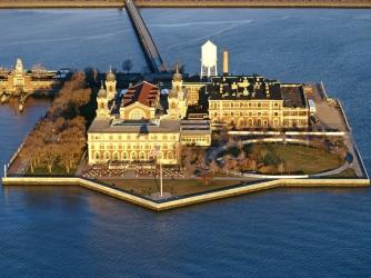 Visitare Ellis Island