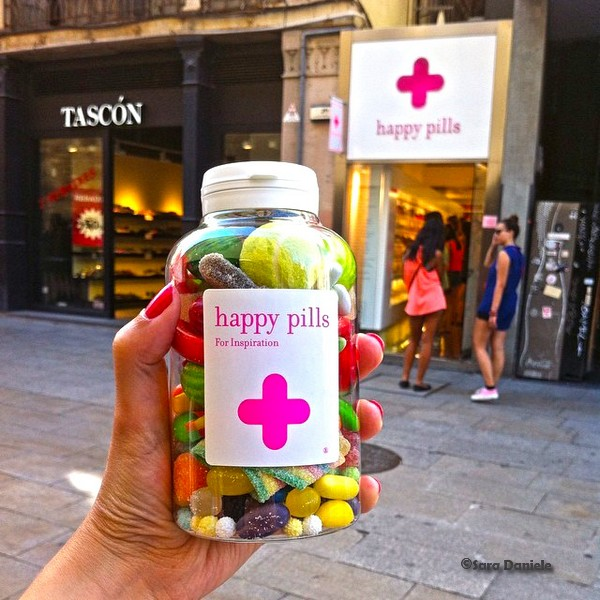 Happy Pills Barcellona