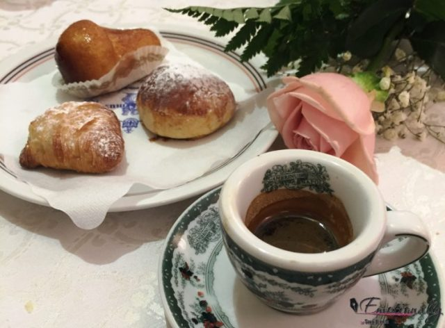 Napoli Caffè Gambrinus
