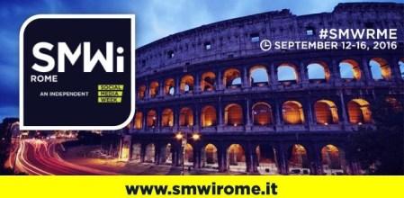 Social Media Week Roma 2016