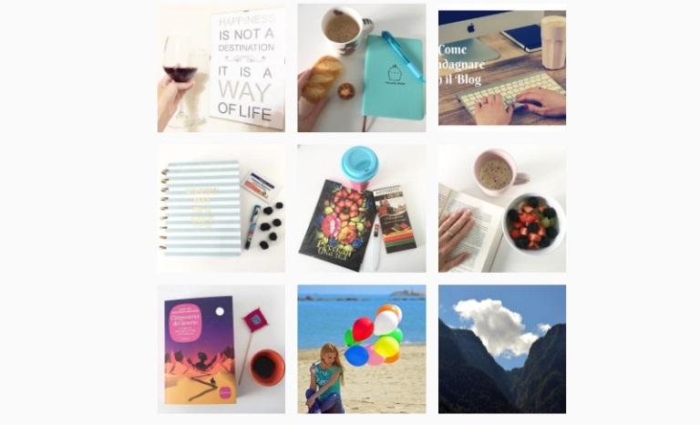 Profilo Instagram Emotionally