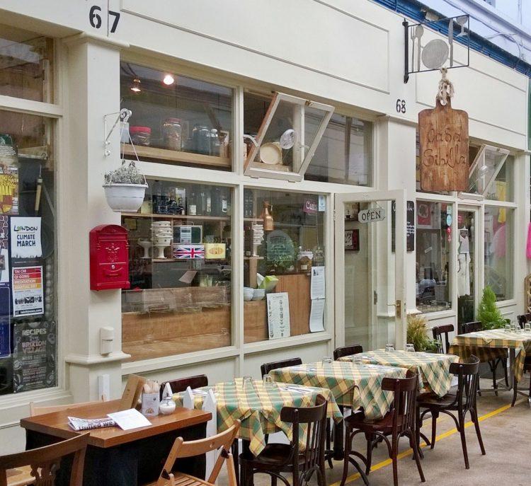 ristoranti italiani a Londra