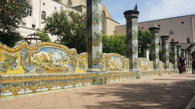 Visitare Napoli Centro Storico Parco Virgiliano