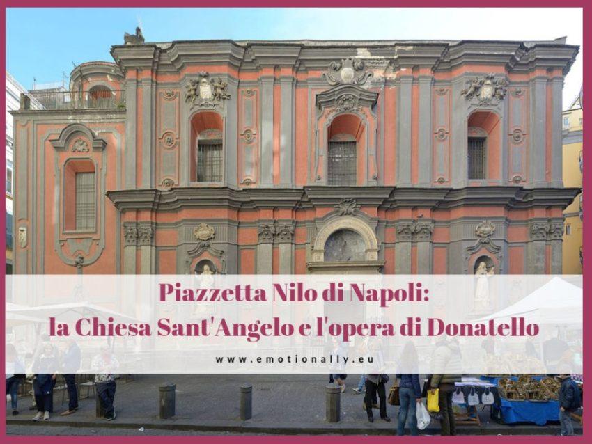 Piazzetta Nilo Napoli
