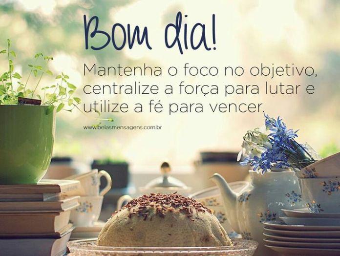 Bom Dia Inspirador: Bom Dia Para Grupos Do Whatsapp, Instagram E Facebook
