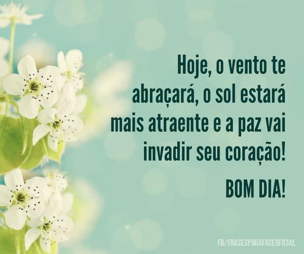 Bonitas Frases De Bom Dia: Frases Bonitas De Amor, Amizade, Bom Dia E Mais