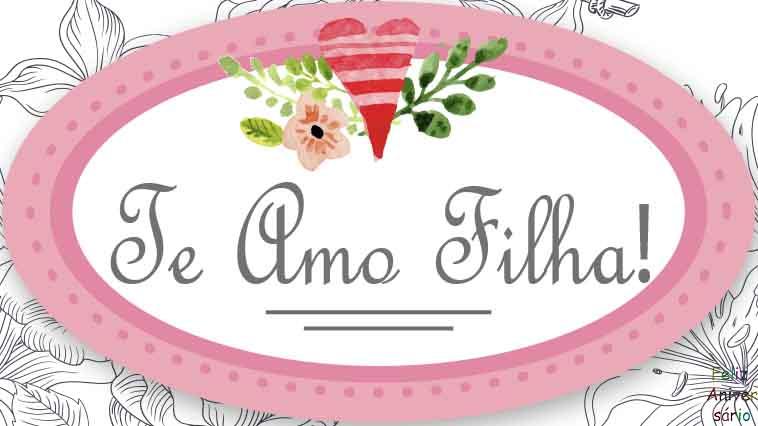 Mensagem De Filha Para Mãe: Mensagens De Amor Para Filha
