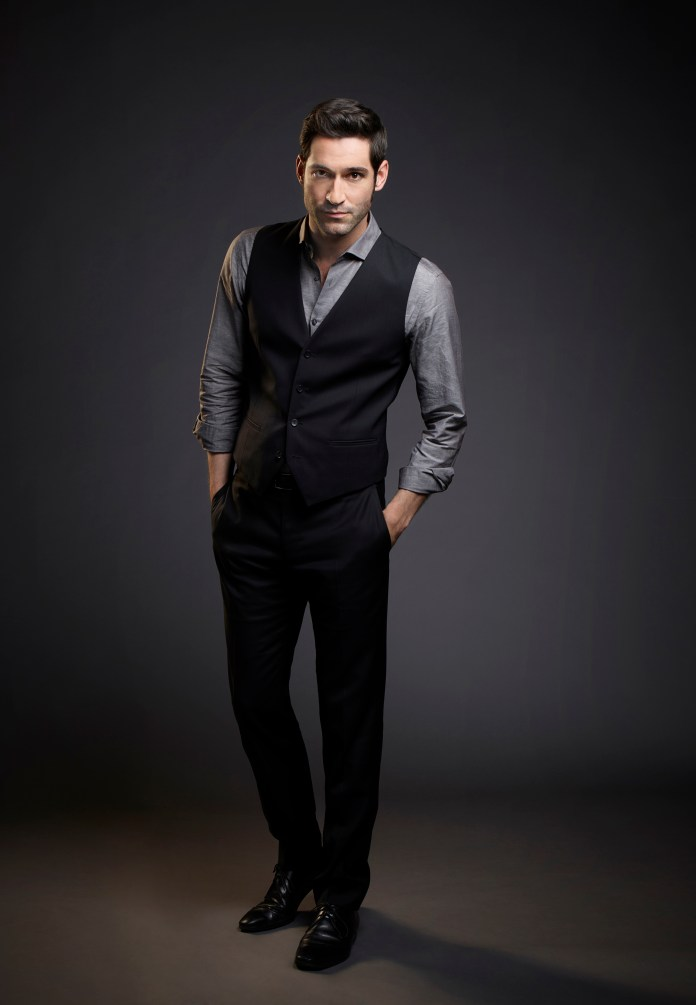 LUCIFER: Pictured: Tom Ellis as Lucifer. ©2015 Fox Broadcasting Co. CR: Smallz and Raskind/FOX