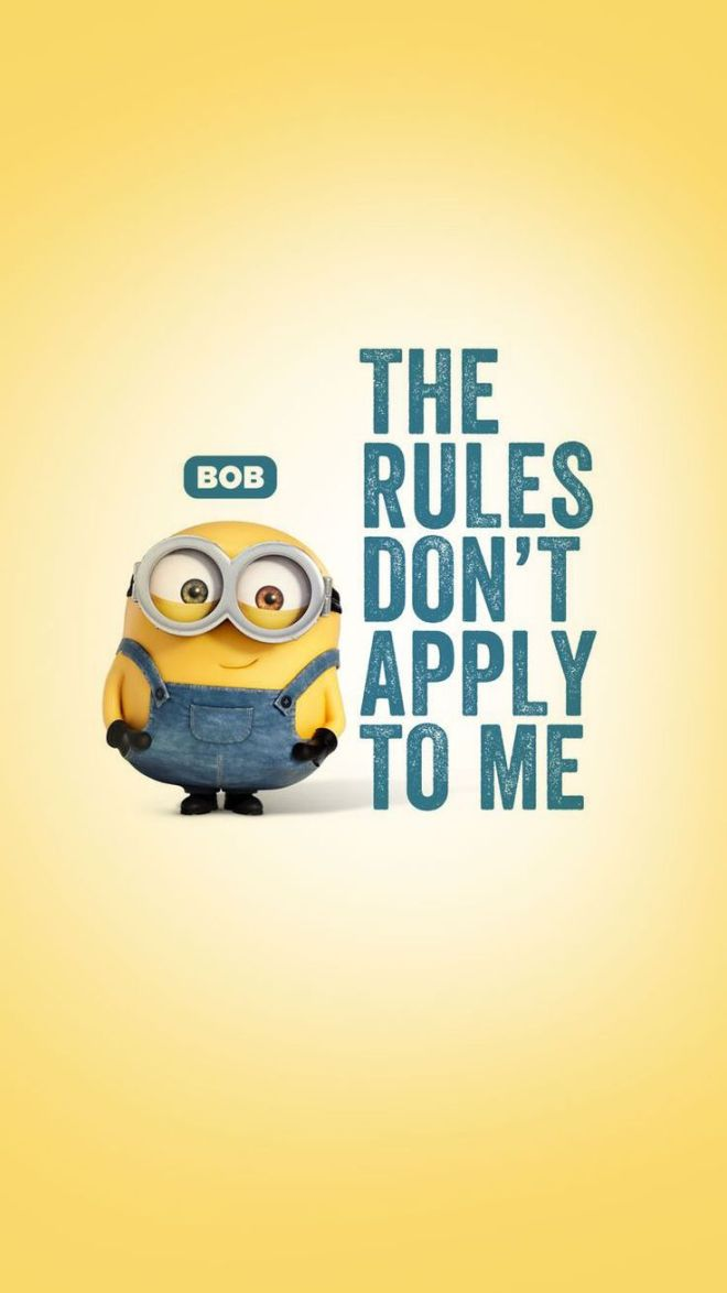 583d5581e4afb72c5ae2b047976eb1e4--the-rules-funny-minion
