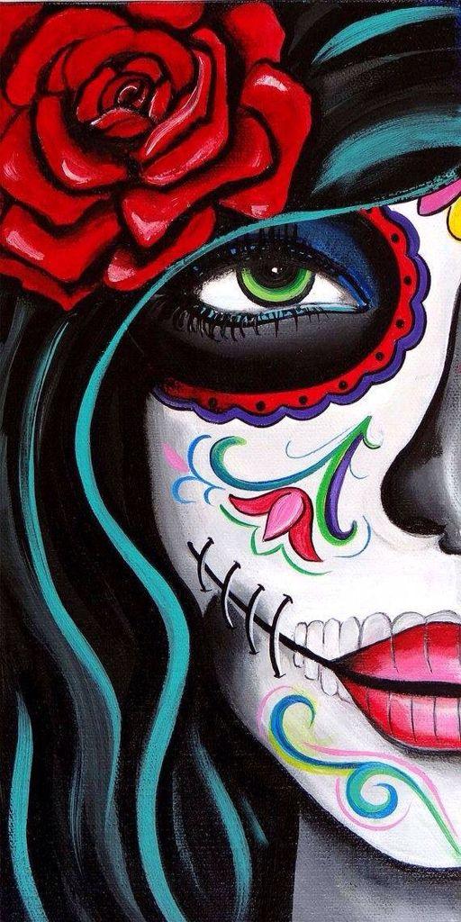 7015cbf1cf976e34ad6b0cf1902ea2ed--sugar-skull-art-sugar-skulls