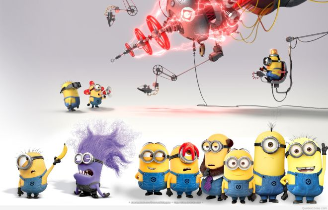 Minions-wallpaper-banana-5