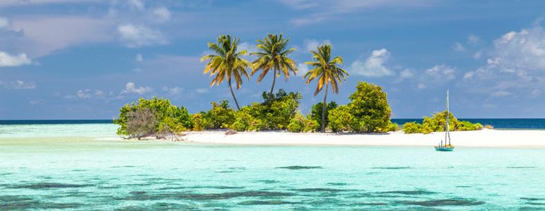 Ilhas desertas