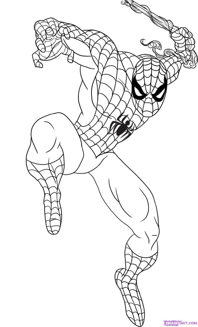 How to draw spiderman step 6 1 000000003045 5