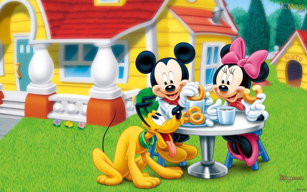 mickey-minnie-pluto-wallpaper