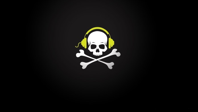 music-pirate-skull-wallpapers