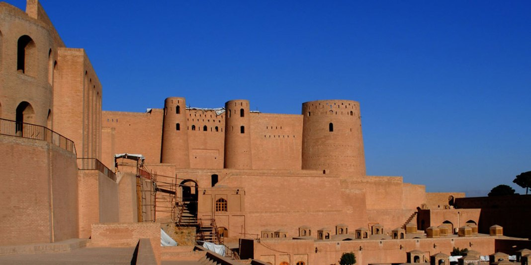 Citadel-of-Alexander-in-Herat