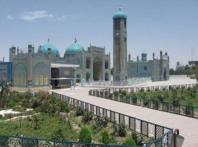 Mazar-i-Sharif-afghanistan