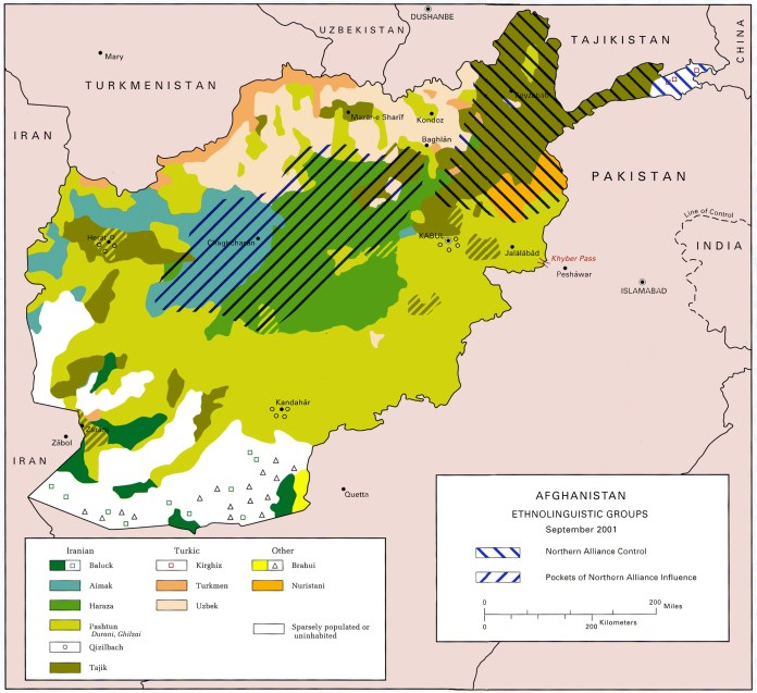 US_Army_ethnolinguistic_map_of_Afghanistan_--_circa_2001-09