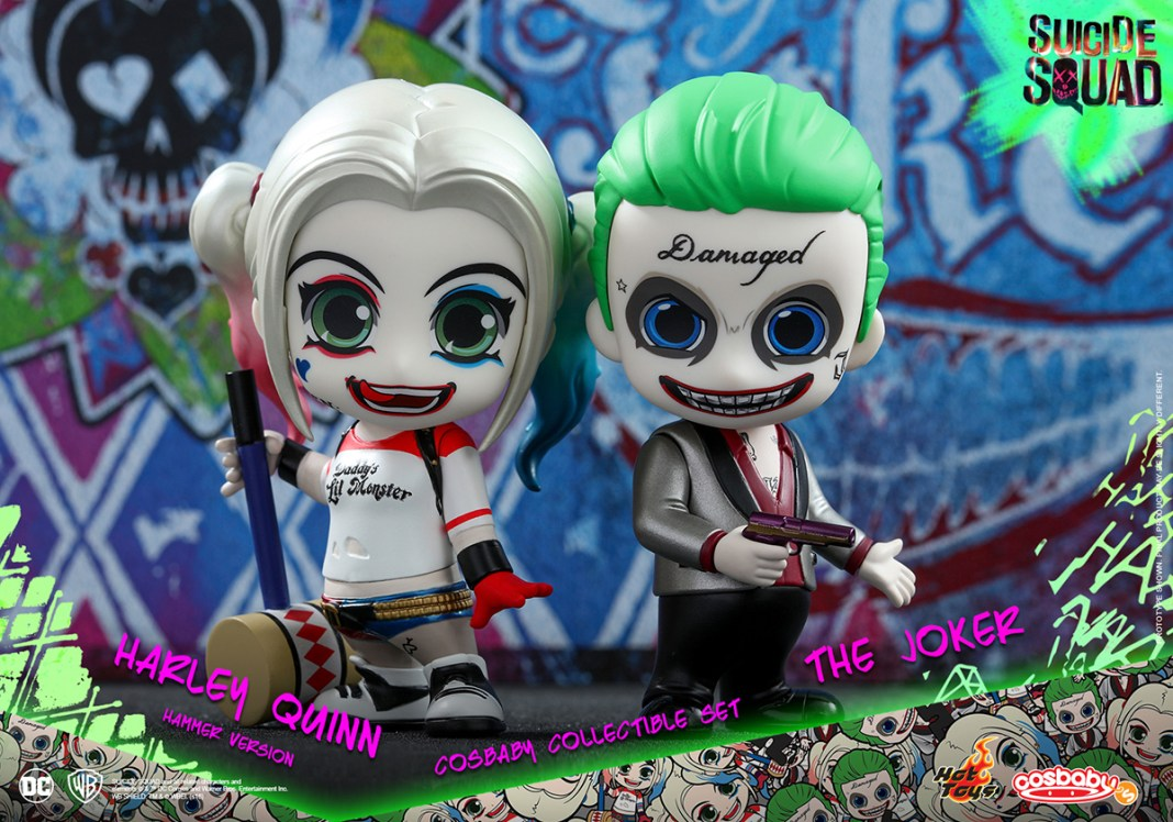 Hot-Toys-Suicide-Squad-The-Joker-and-Harley-Quinn-Cosbaby-Set