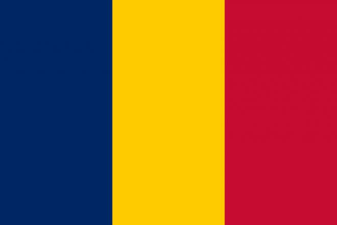 Bandeira de Chade