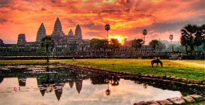 Fotos de Camboja