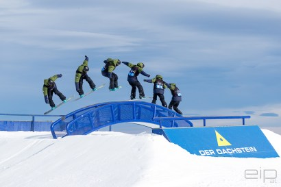 Sportfotografie Snowboard Pleasure Jam Dachstein - emotioninpictures / Mario Bühner
