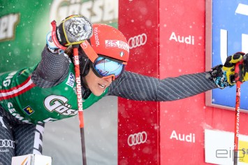 Sportfotografie Riesentorlauf Ski Weltcup Federica Brignone Semmering - emotioninpictures / Mario Bühner