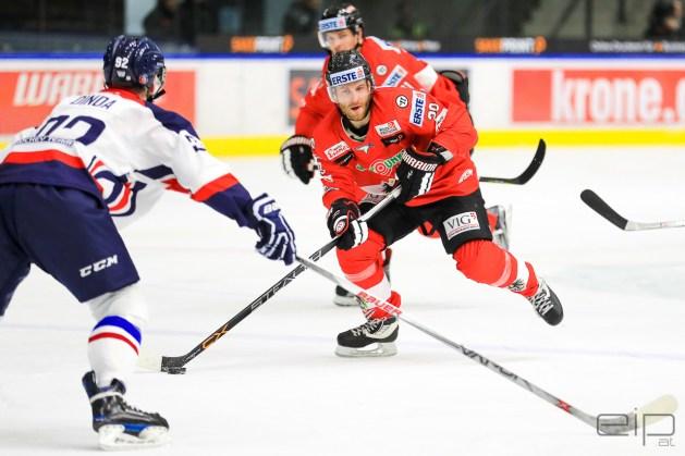 Sportfotografie Eishockey Österreichisches Nationalteam Martin Ulmer Graz - emotioninpictures / Mario Bühner / Fotograf aus Graz