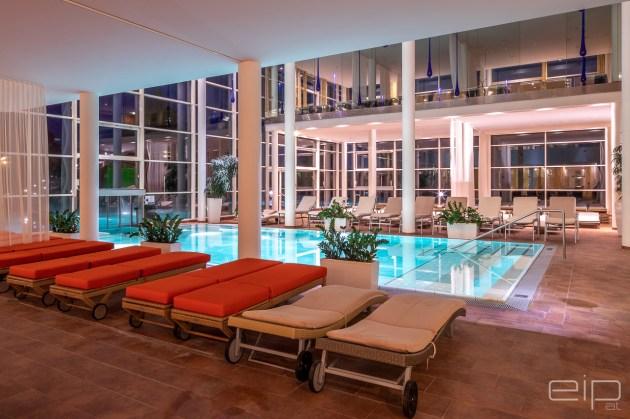 Architekturfotografie Therme & Golf Hotel Falkensteiner Bad Waltersdorf - emotioninpictures / Mario Bühner / Fotograf aus Graz