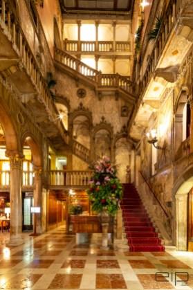 Architekturfotografie Hotel Danieli Venedig - emotioninpictures / Mario Bühner / Fotograf aus Graz