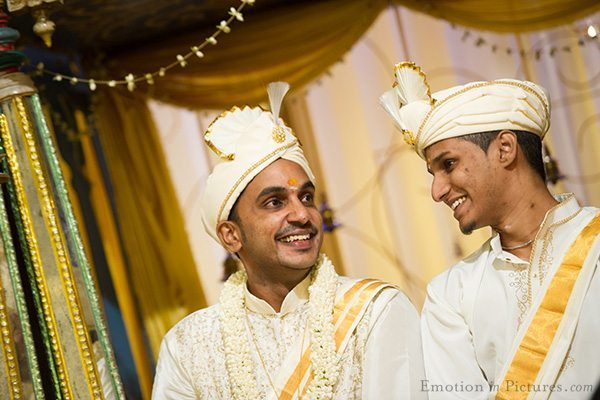 hindu-indian-wedding-groom-bestman