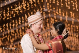 Ceylonese Hindu Wedding at Kalamandapam KL: Stephen + Dina