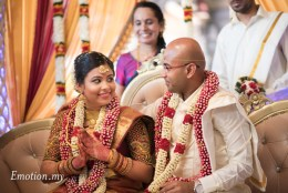 Tamil Hindu Wedding: Sathish+Prema