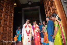 Tamil Hindu Wedding, Sunway Sri Subramaniar Temple: Navanethan + Prabhashini