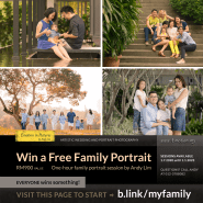 Congrats to the Winners of the Family Portrait Contest!
