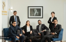 Headshots and Profile Photos for Legal Firm